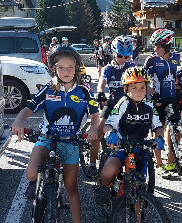 Corsi, ASD Velo Club Courmayeur Mont Blanc, affiliato Federazione Ciclistica Italiana, Mountain Bike, MTB, Courmayeur, Aosta