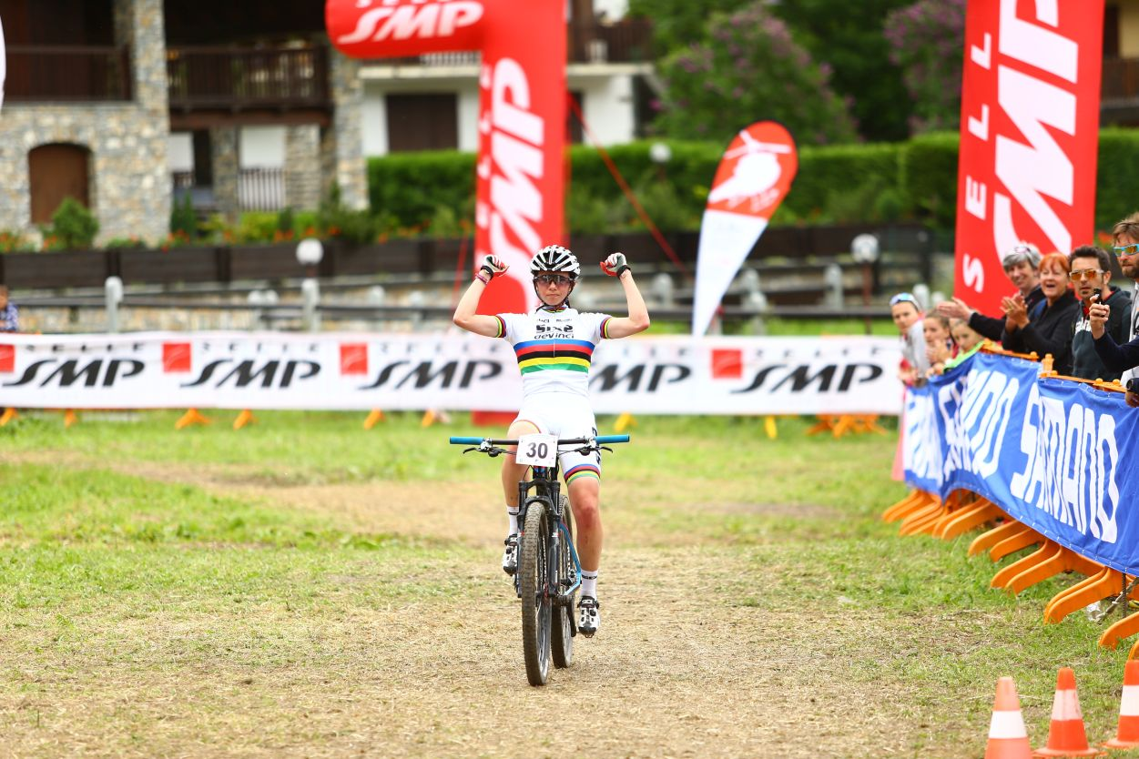 Campionati Italiani Assoluti - Categoria Donne - Velo Club Courmayeur