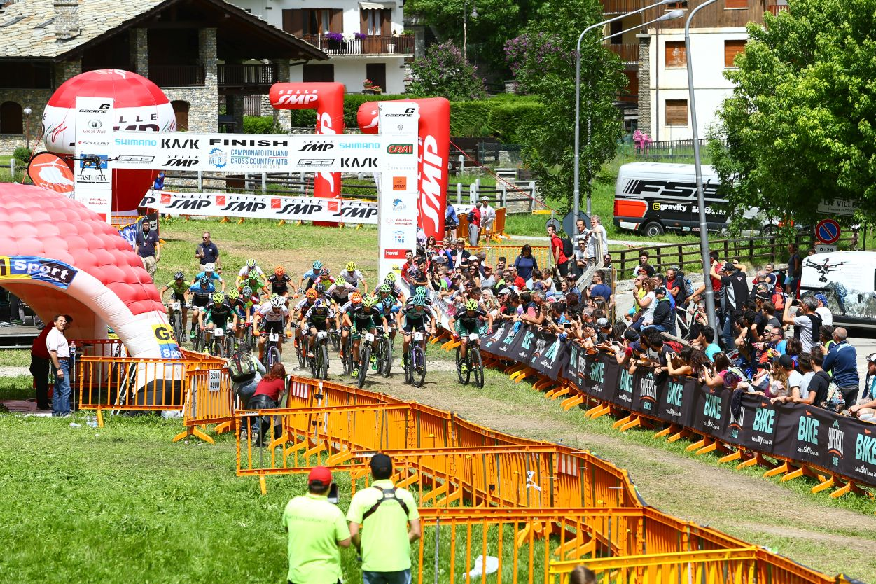 Campionati Italiani Assoluti - Categoria Elite - Velo Club Courmayeur