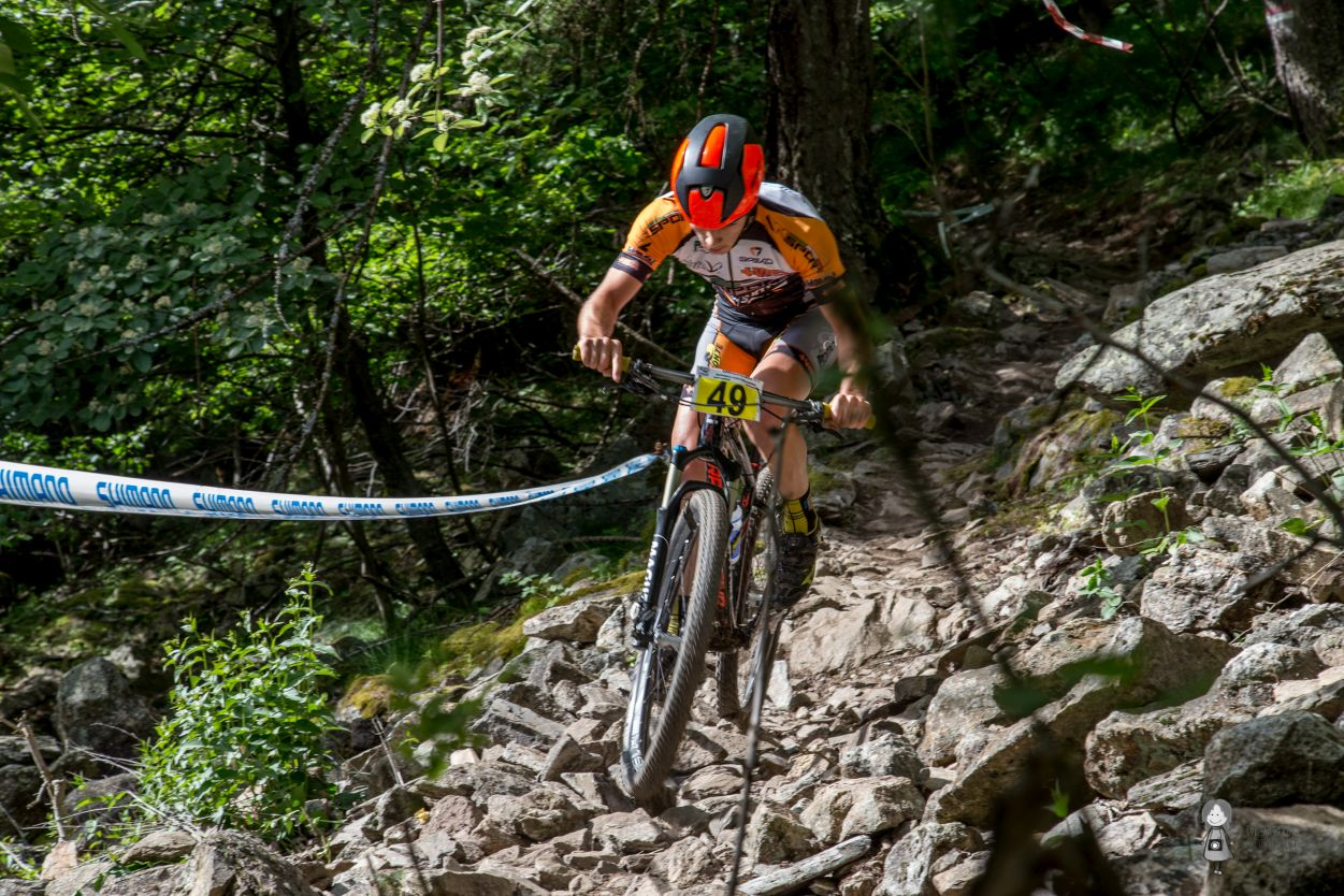 Campionati Italiani Assoluti - Categorie Junior - Velo Club Courmayeur