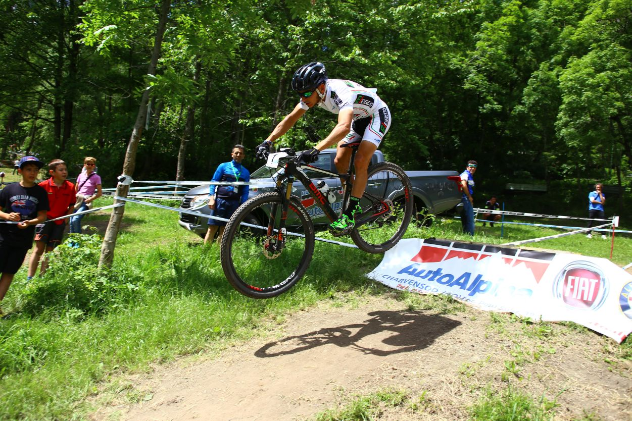 Campionati Italiani Assoluti - Categorie Under - Velo Club Courmayeur