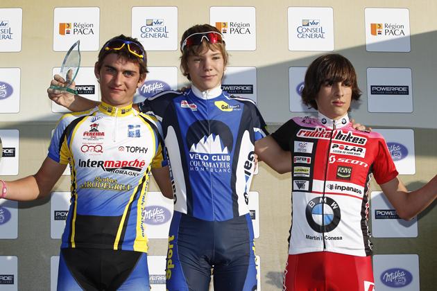 Si classifica 4°ai Campionati Europei 2011 CE nella specialità X large e 5° nella specialità combined