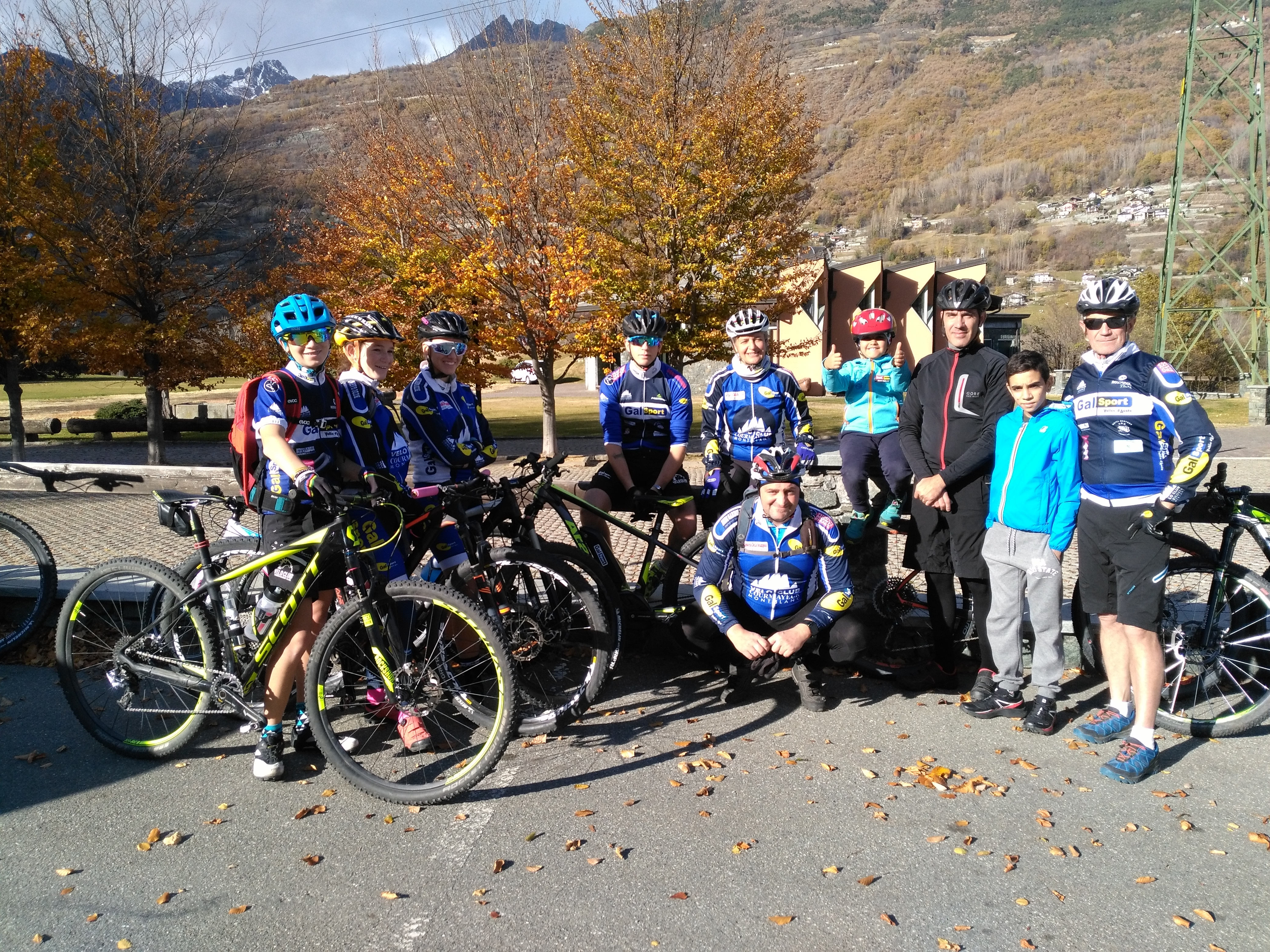 ASD Velo Club Courmayeur Mont Blanc, affiliato Federazione Ciclistica Italiana, Mountain Bike, MTB, Courmayeur, Aosta